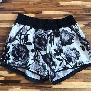 lululemon Running Shorts with Pockets